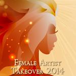 FemaleArtistTakeover2014